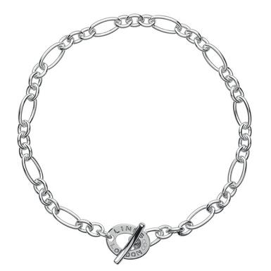 Links of London Silver Signature Charm Bracelet