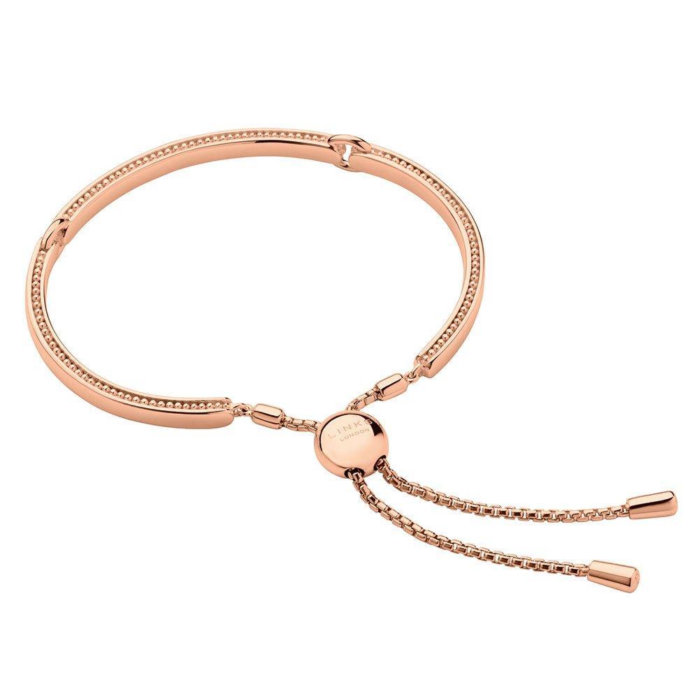 Links of London 18ct Rose Gold Plated Bracelet