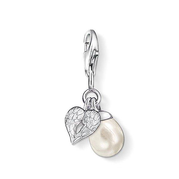 Thomas Sabo Charm Club Faith Silver Wing Charm