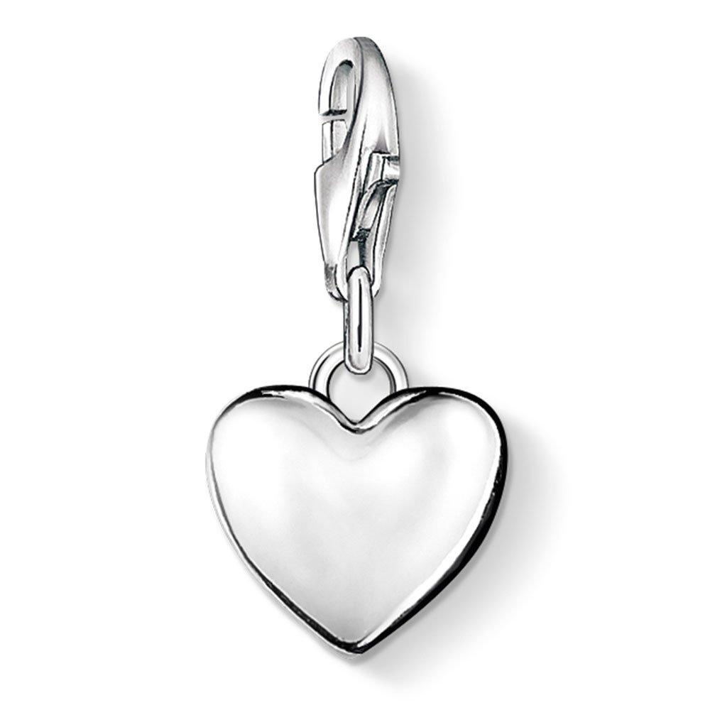 Thomas Sabo Generation Charm Club Silver Heart Charm