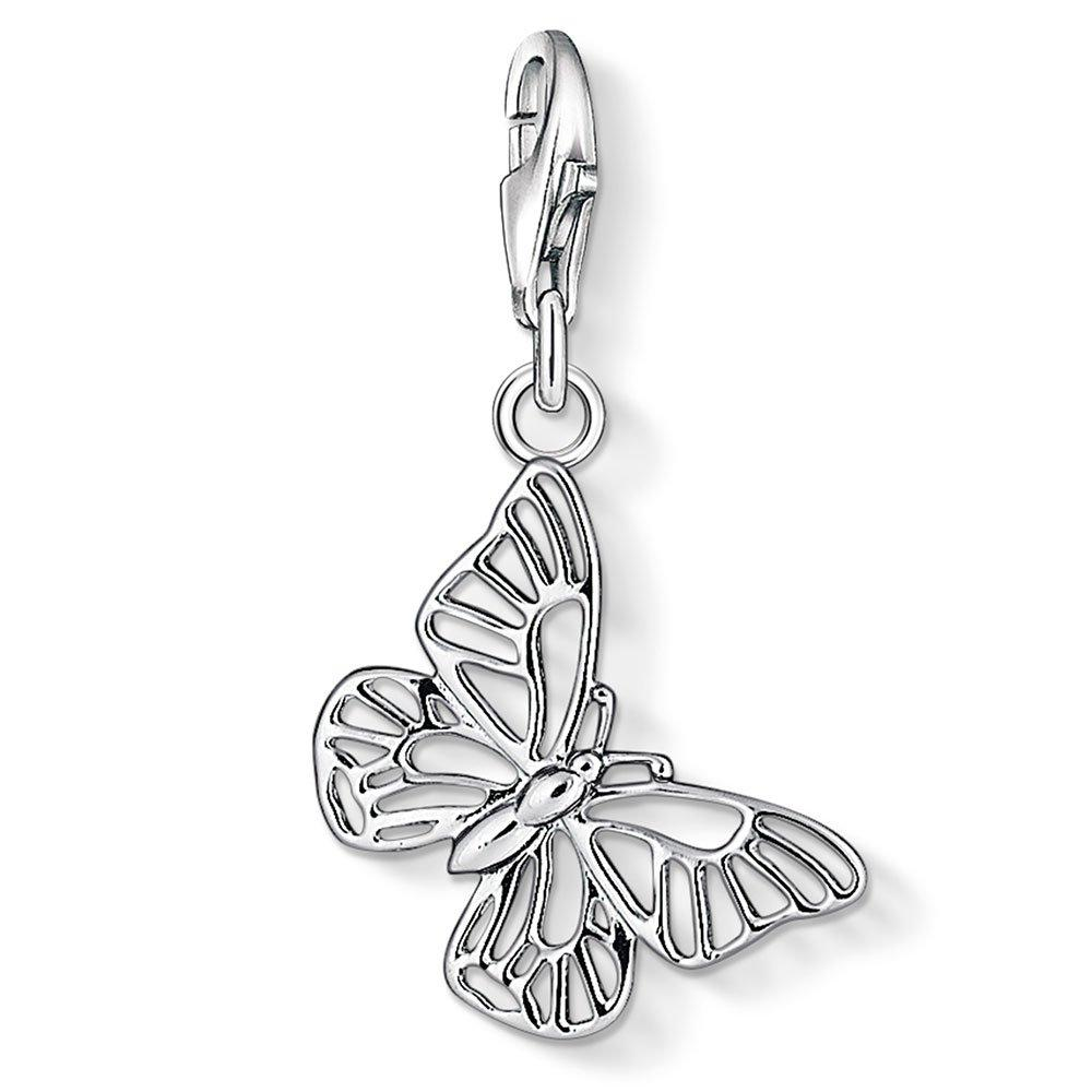 Thomas Sabo Generation Charm Club Silver Butterfly Charm