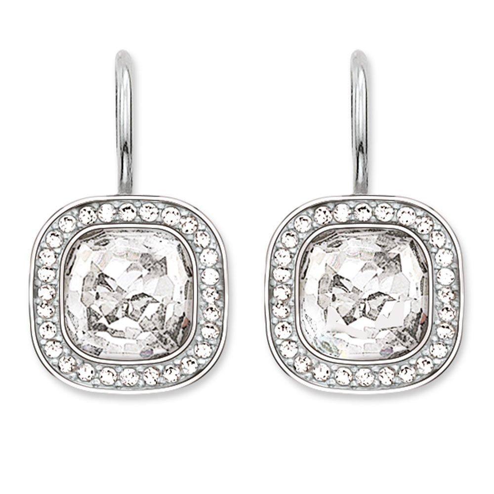 Thomas Sabo Glam & Soul Silver Cubic Zirconia Earrings