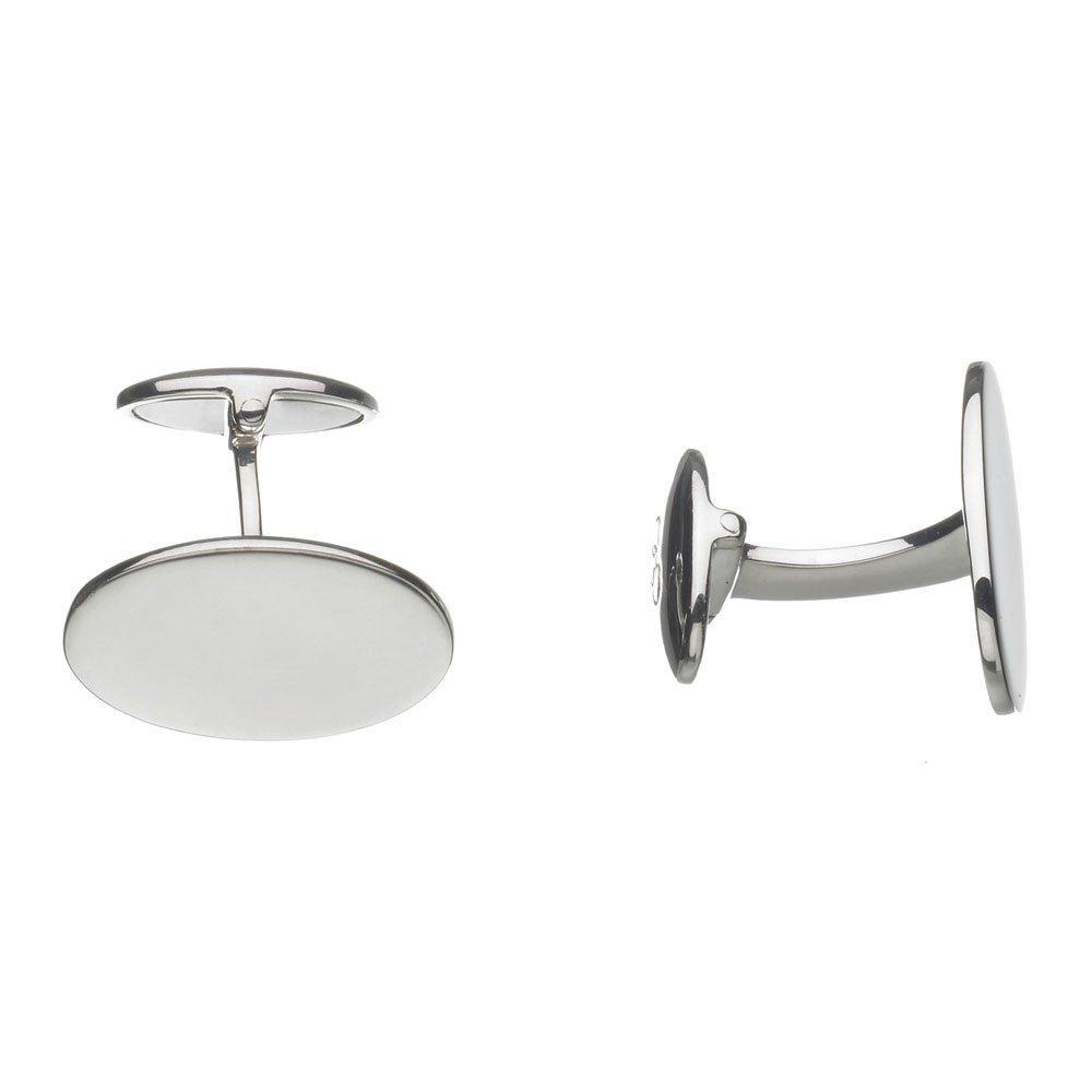 Links of London Men's Silver T-Bar Cufflinks