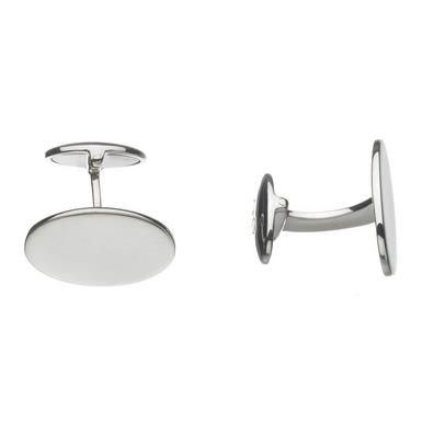 Links of London Men's Silver T-Bar Cufflinks