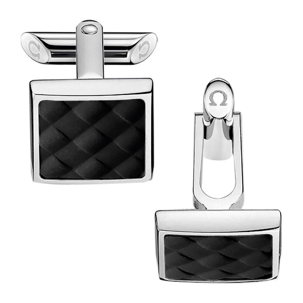 OMEGA Silver Men's Cufflinks