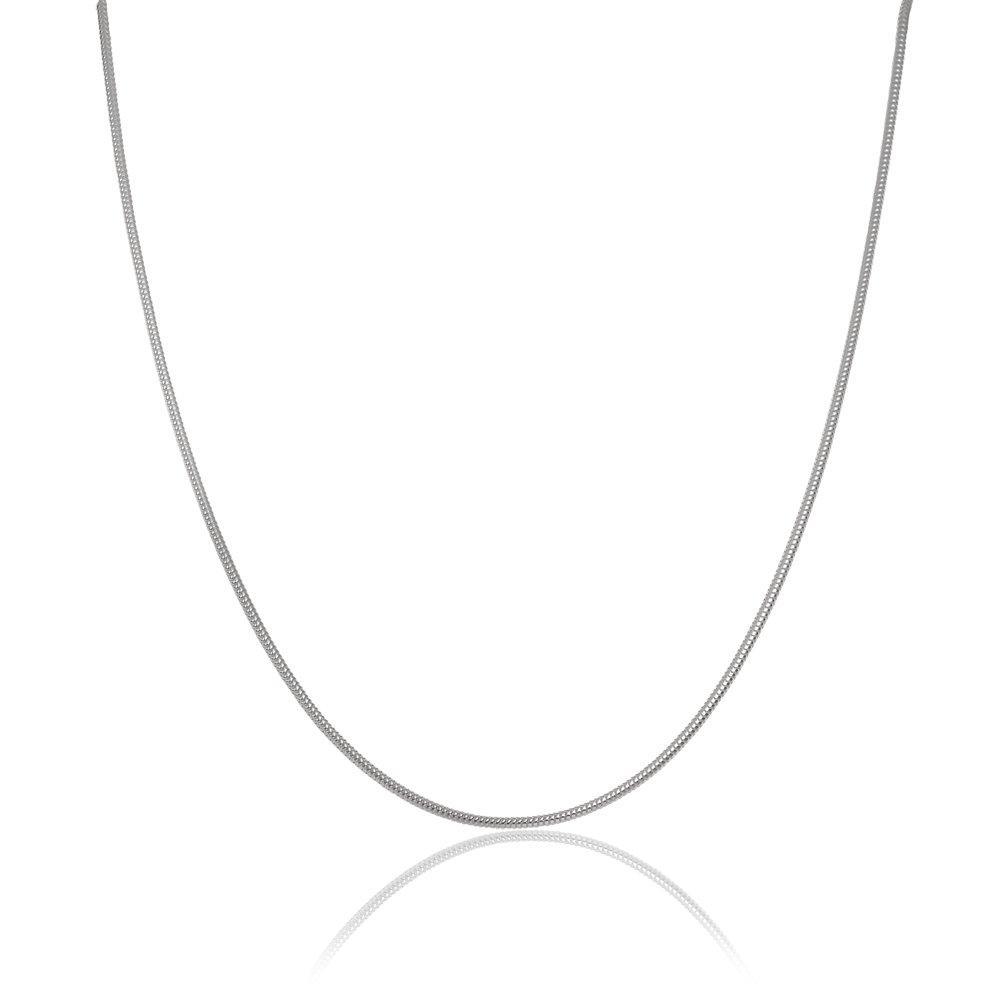 Silver Snake Chain 50cm