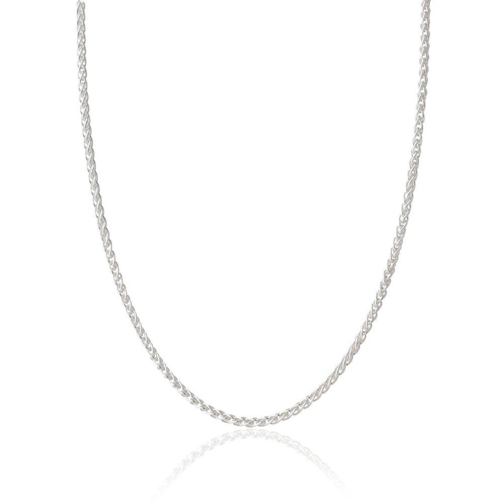 Silver Spiga Chain