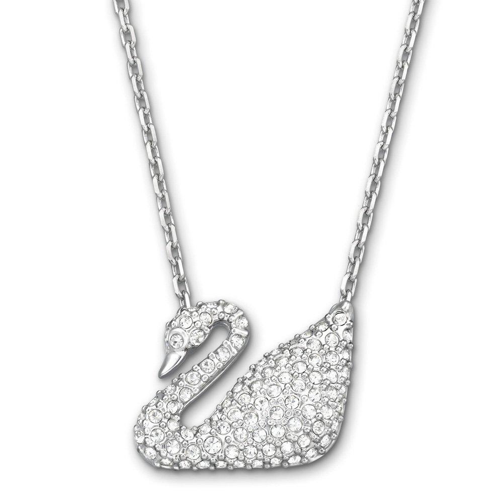 Swarovski Swan Crystal Necklace