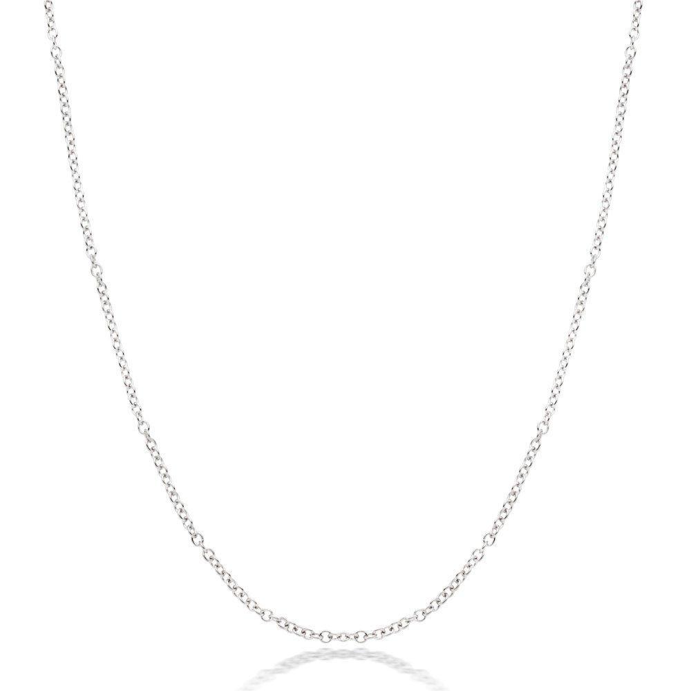 Silver Trace Chain 45cm