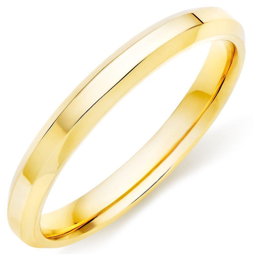 18ct Gold Ladies Wedding Ring