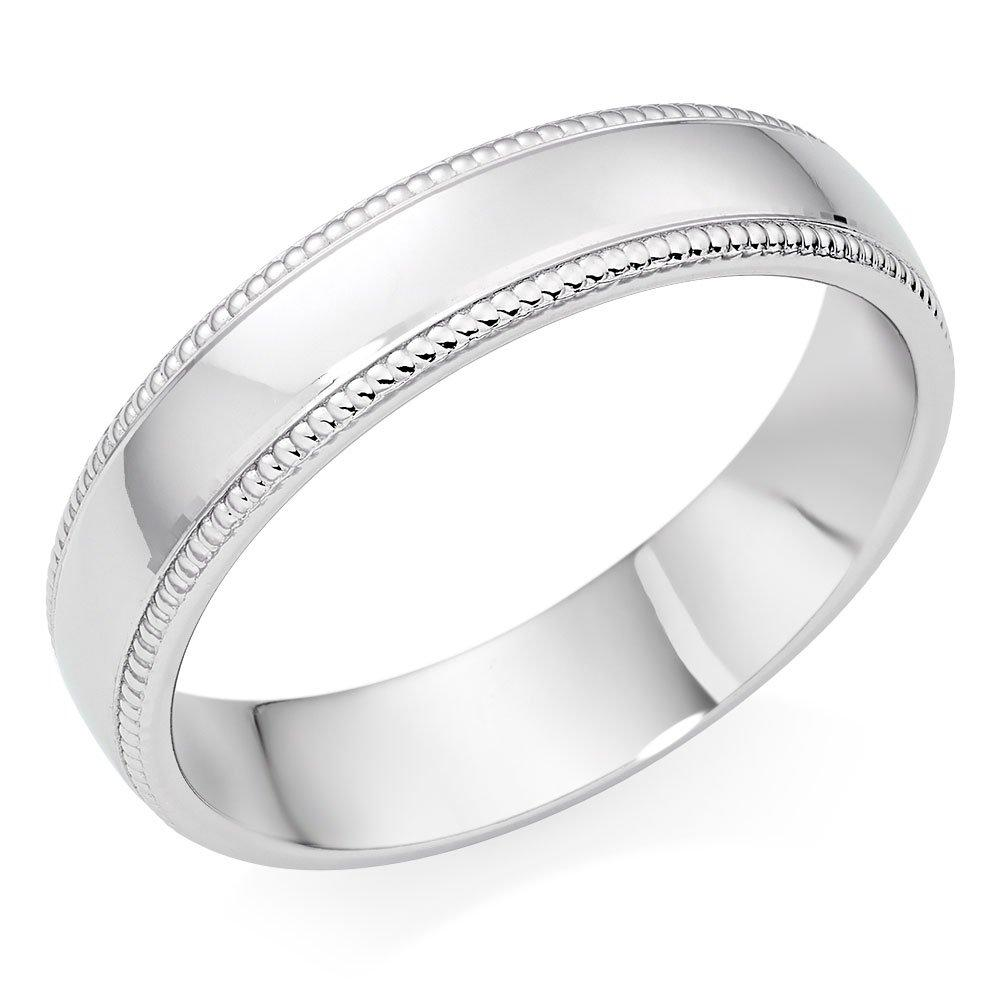 Platinum Men's Wedding Ring