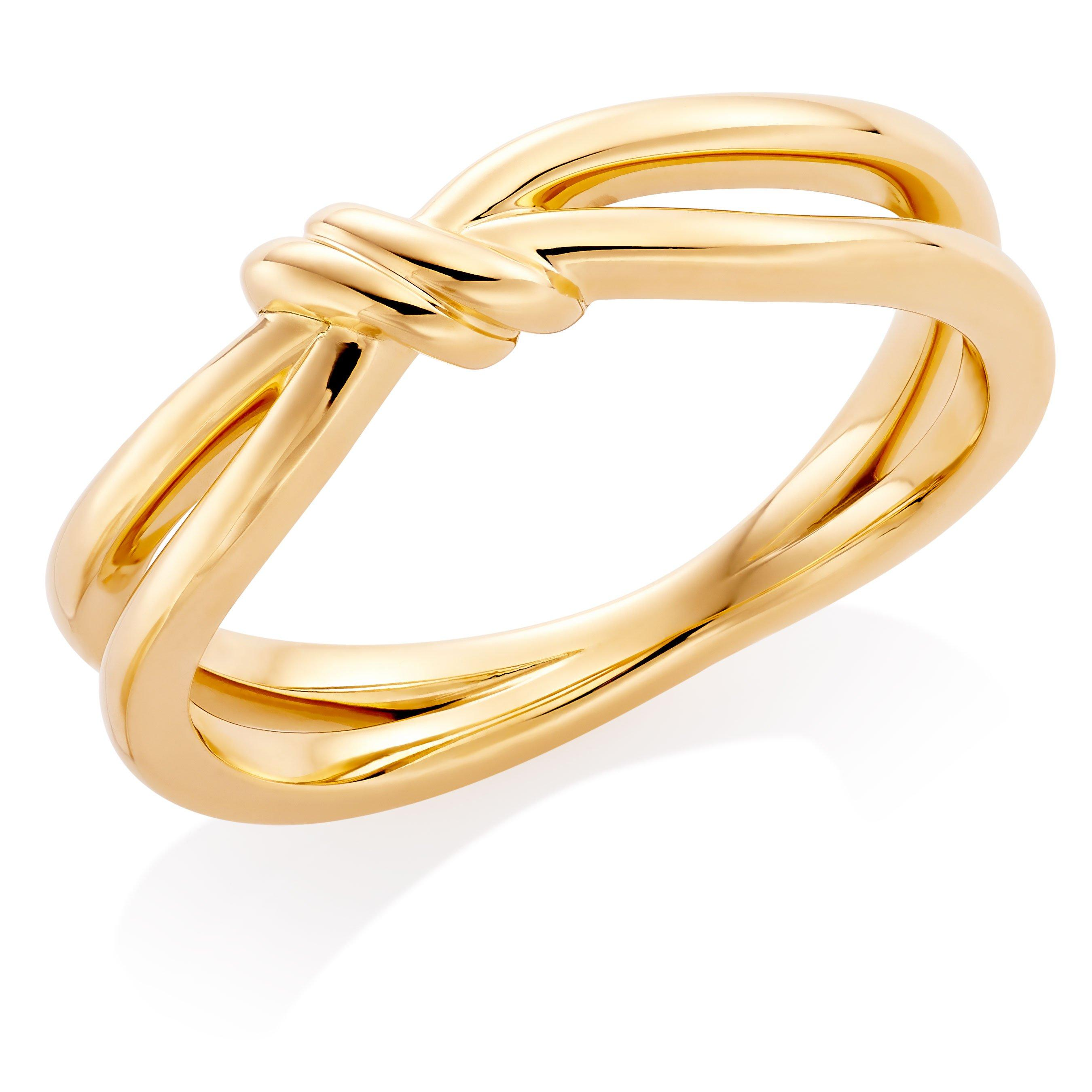 Hearts On Fire Hayley Paige Love Code 18ct Gold Ring