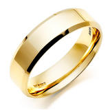 18ct Gold Men's Wedding Ring