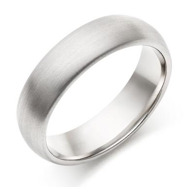 Men's Palladium Wedding Ring