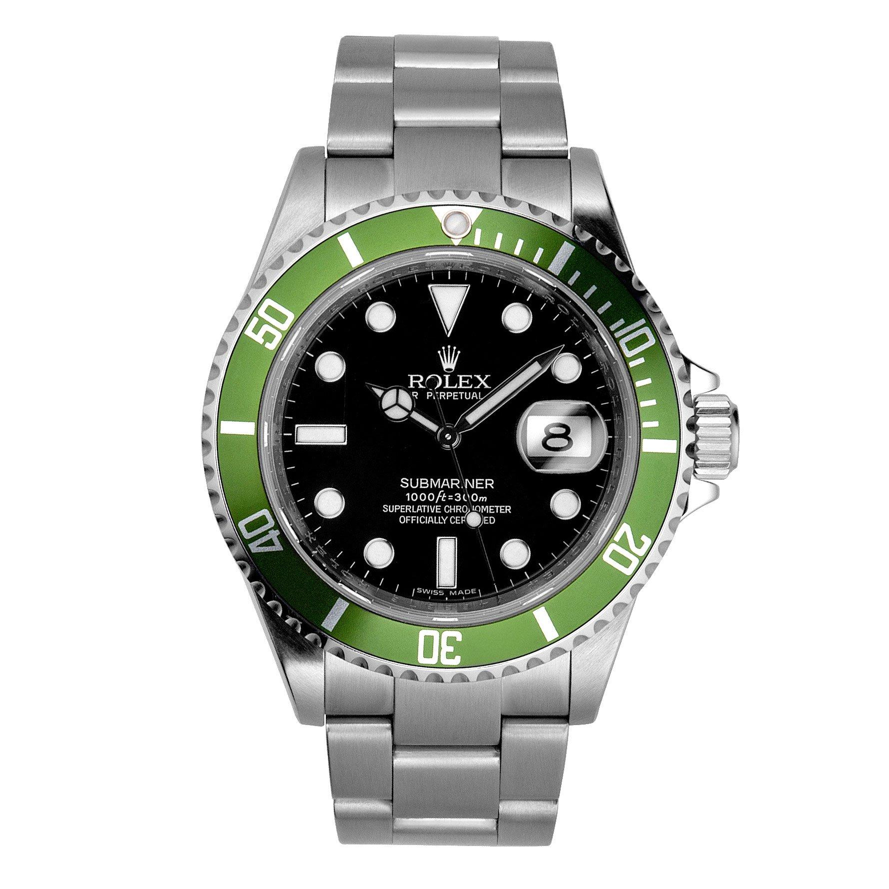 Rolex Pre-Owned Submariner Date Automatic Men's Watch