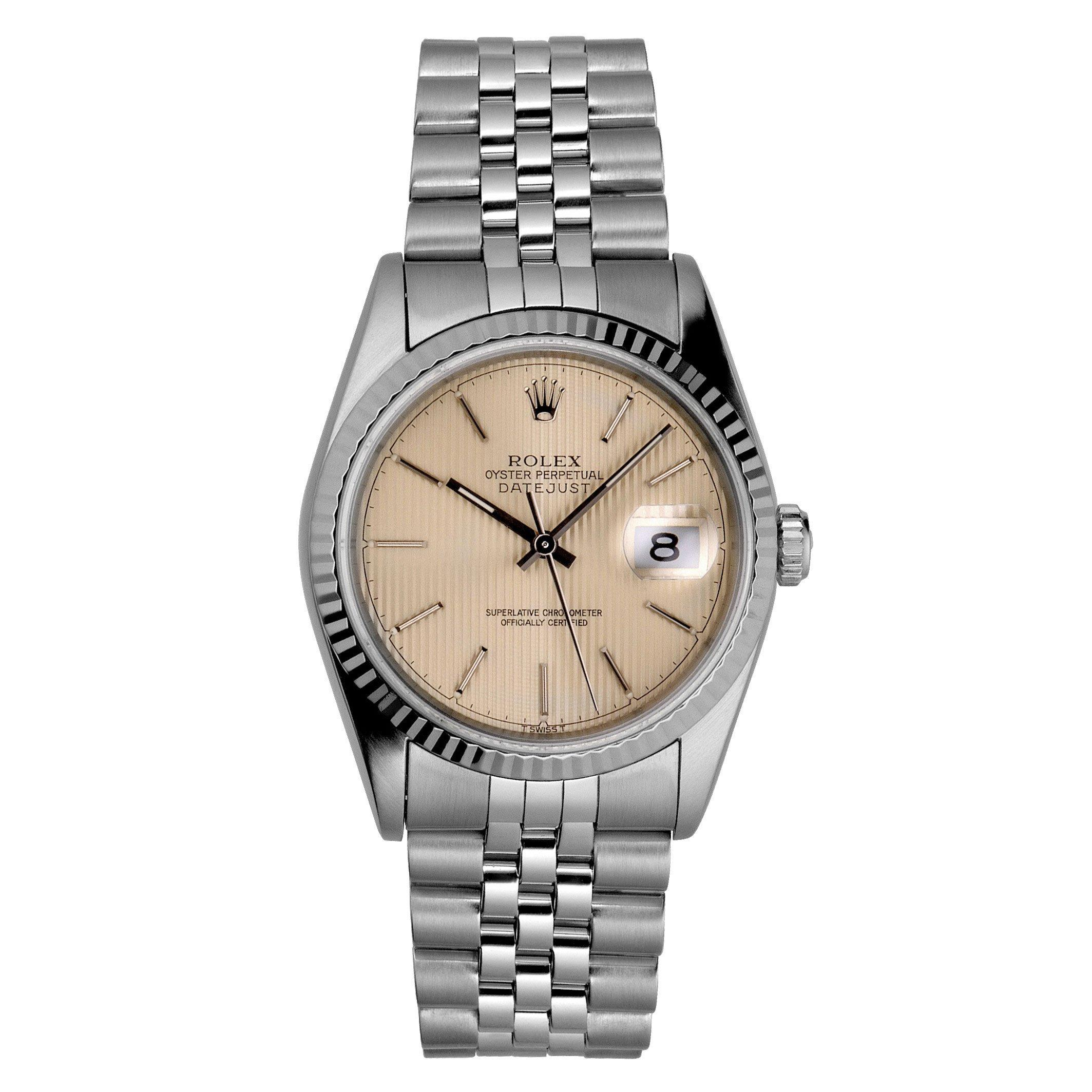 Rolex Pre-Owned Datejust Automatic Men's Watch