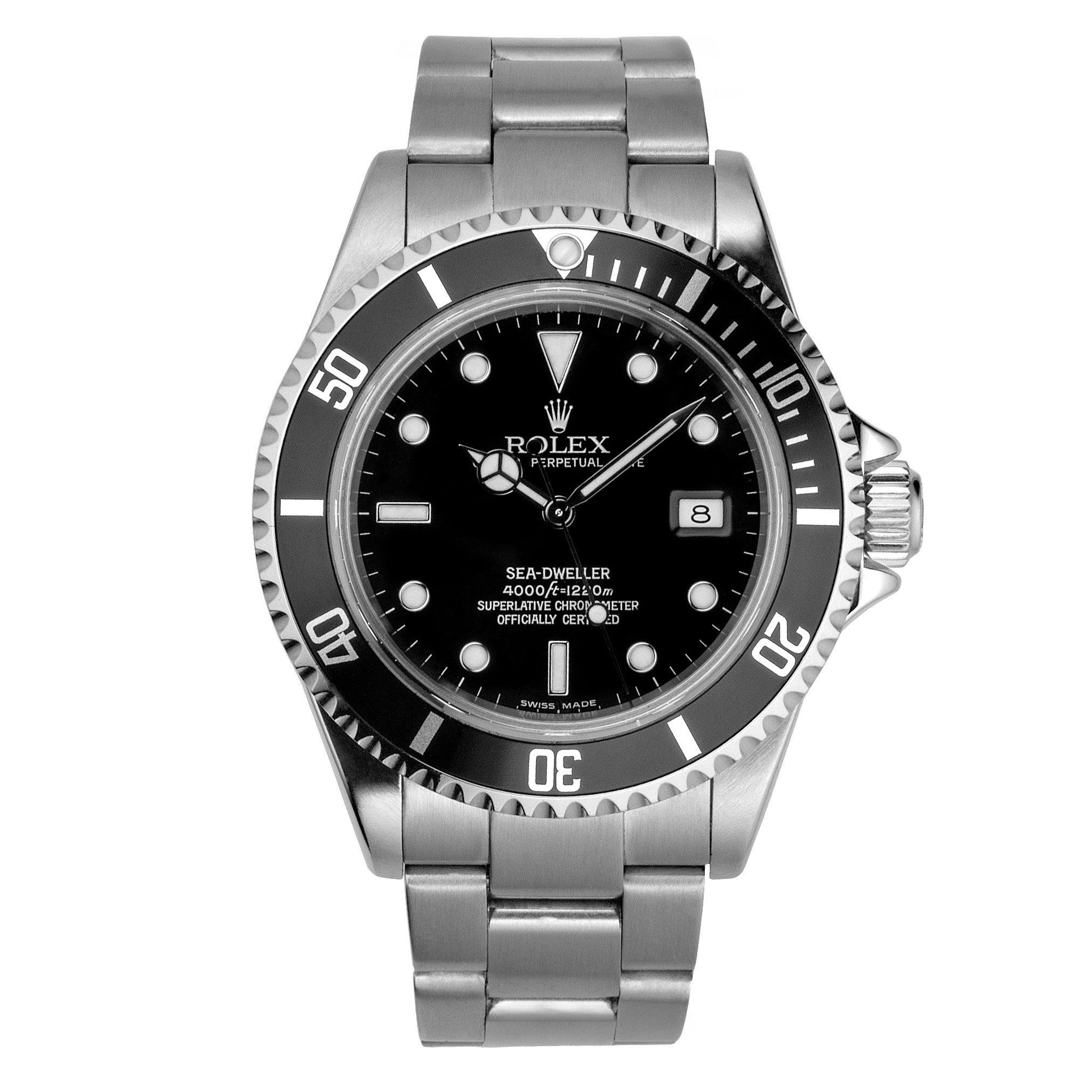 Rolex Pre-Owned Sea Dweller Automatic Men's Watch