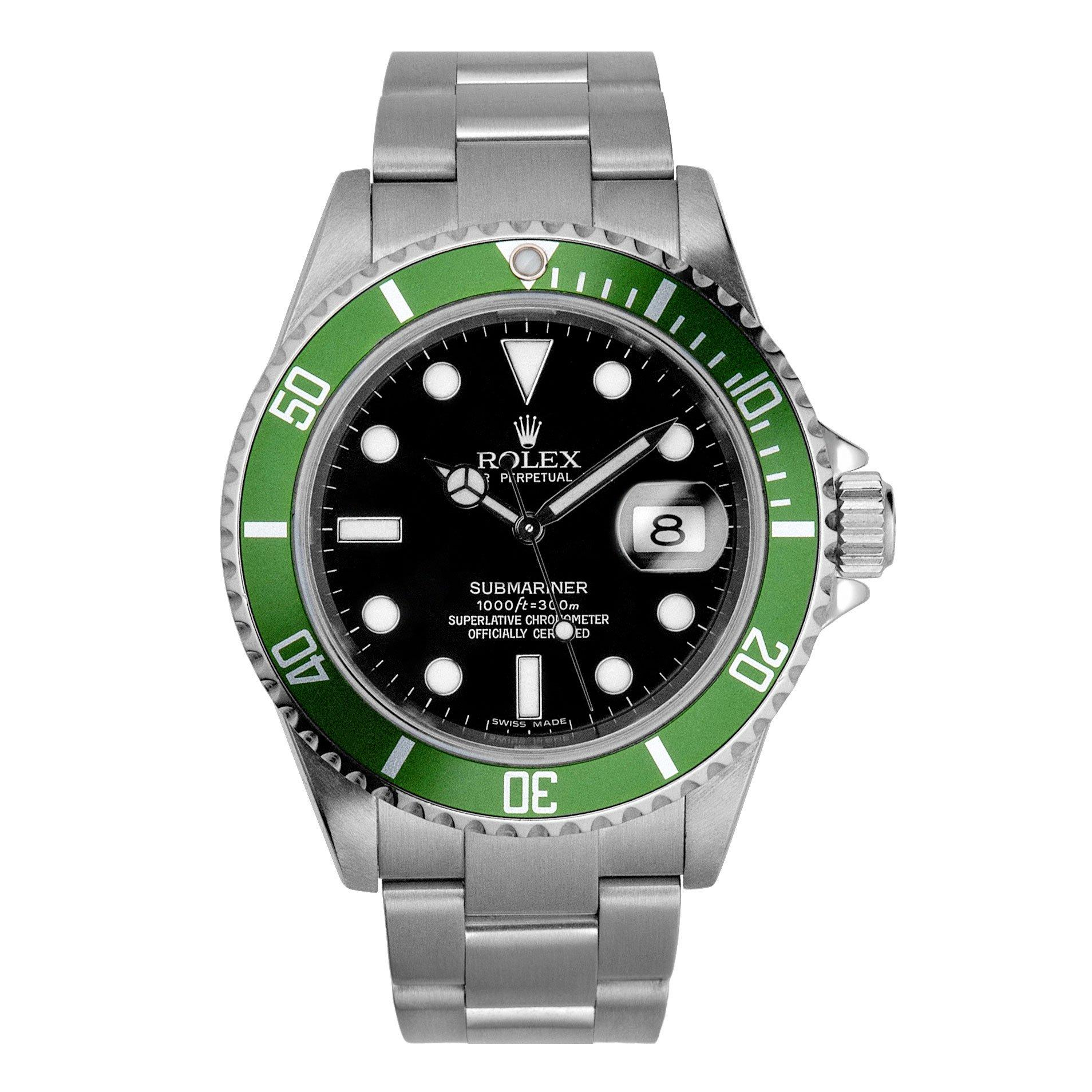 Rolex Pre-Owned Submariner Automatic Men's Watch